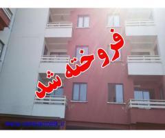 فروش یک واحد آپارتمان در شهرک دریادیم رامسر به مساحت 116 متر مربع طبقه اول با سند ششدانگ (کد: 3003)