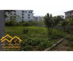 فروش ویژه زمین 305 متری در رامسر-رمک با سند ششدانگ و کاربری مسکونی (کد: 2006)