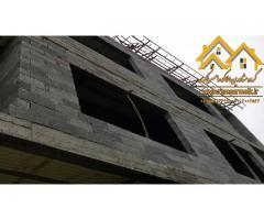 پیش فروش فوری چند واحد آپارتمان در حال ساخت + وام مسکن در رامسر (کد: 3006)