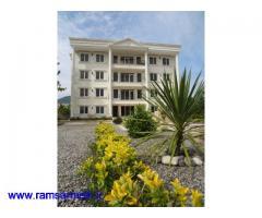 فروش آپارتمان لوکس چند طبقه یکجا در خیابان 15 خرداد - سادات شهر - رامسر (کد 3001)