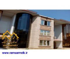 فروش ویژه آپارتمان شهرکی 90 متری در رامسر - کتالم (کد: 3007)