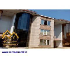 فروش ویژه آپارتمان 112 متری در رامسر -کتالم