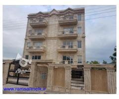 فروش آپارتمان 106 متری نوساز و شیک دررامسر- سادات شهر